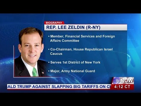 Rep. Lee Zeldin Calling For Second Special Counsel