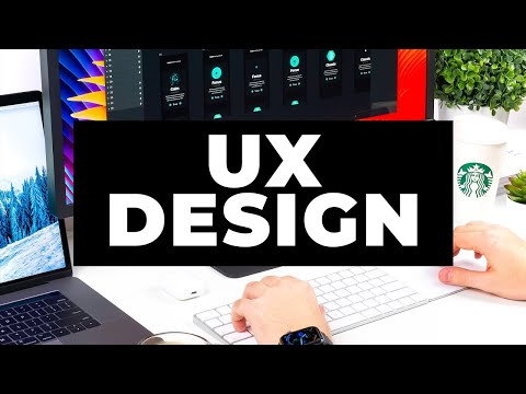 UX Design Tutorial for Beginners (#1)