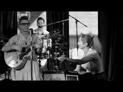 Pete Anderson & The Swamp Shakers - A Big Hunk O' Love (Official live video)