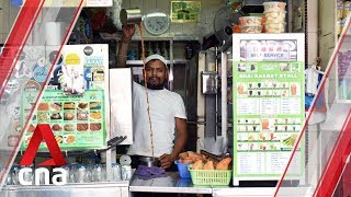The story of Kampong Glam's famous teh sarbat stall | CNA Lifestyle