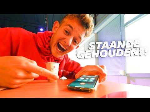 Download HIJ WERD STAANDE GEHOUDEN TERWIJL IK HEM BELDE!! | #327