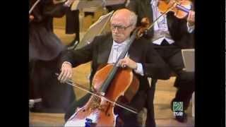 Antonin Dvorak - Cello Concerto (Mstislav Rostropovich / Gómez Martínez)