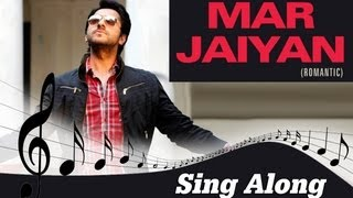 Mar Jayian (Romantic) - Full Song with Lyrics - Vicky Donor