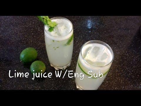 ഈ വേനൽകാല സ്പെഷൃൽ ലൈം ജ്യൂസ്  ( Lime Juice 2 ways) Recipe / No.165