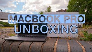MacBook Pro 2020 UNBOXING