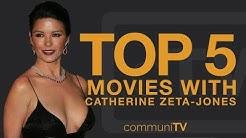 TOP 5: Catherine Zeta-Jones Movies | Trailer