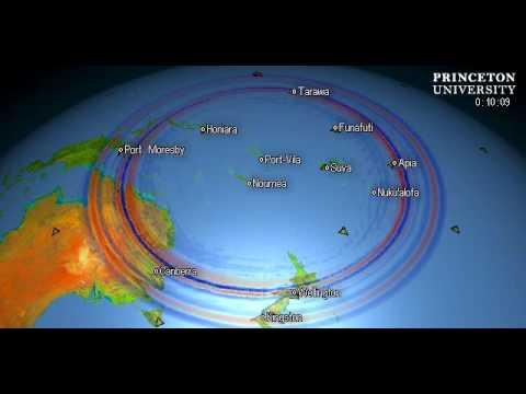Magnitude 6.0 Quake, LOYALTY ISLANDS