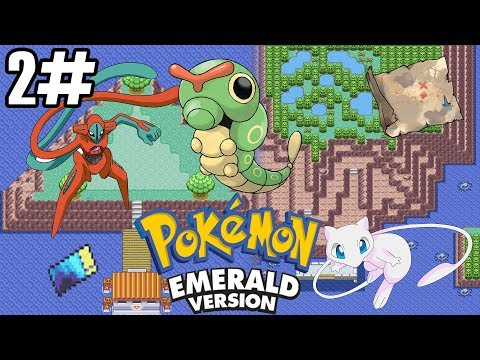 Unlock Faraway Island And Birth Island 2/4: Getting The Tickets | Pokémon Emerald