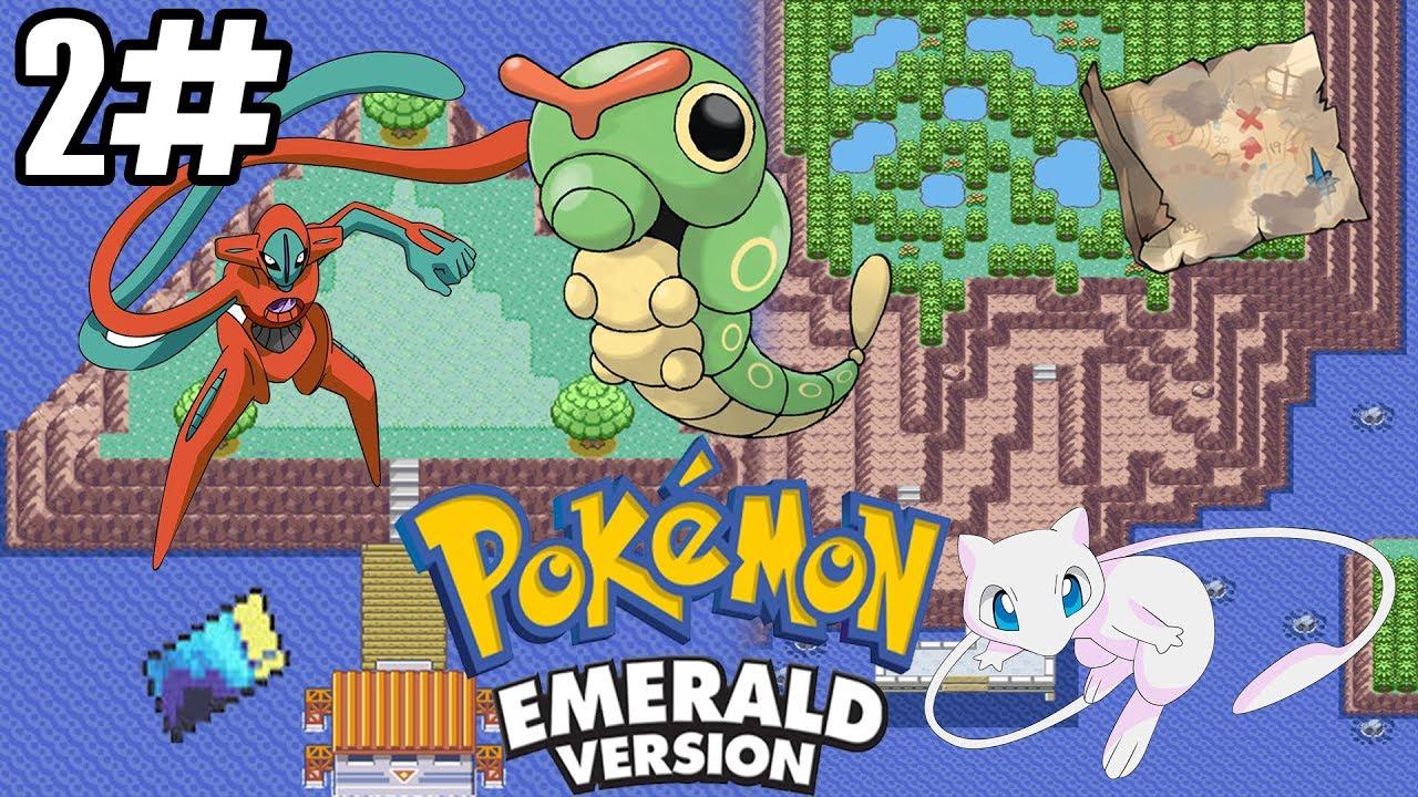 Unlock Faraway Island and Birth Island 2/4: getting the tickets | Pokémon  Emerald