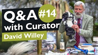 Curator Q&A #14: Becoming a Curator | The Tank Museum