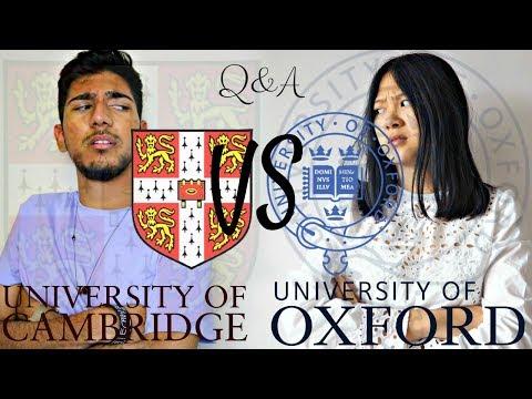 Oxford vs Cambridge - Ep 1 UNIVERSITY Q&A Ft Viola Helen