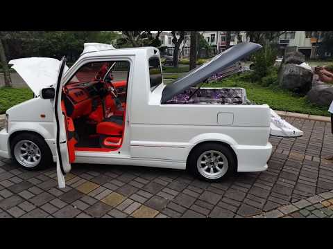 8600 Koleksi Modifikasi Mobil Karimun HD