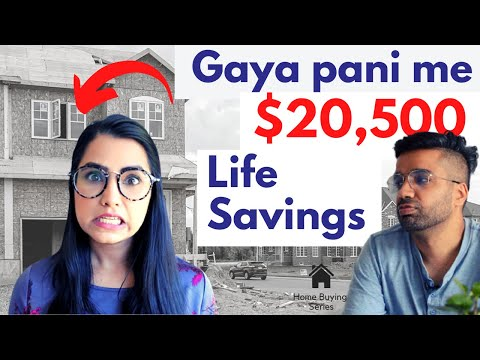 $20,500 in the drain! - 9 Money Mistakes First Time Home Buyers Do Costing them their Life Savings