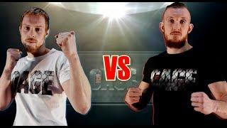 Jakub Dyk VS Jiří Šponar / Face to Face - The CAGE #2