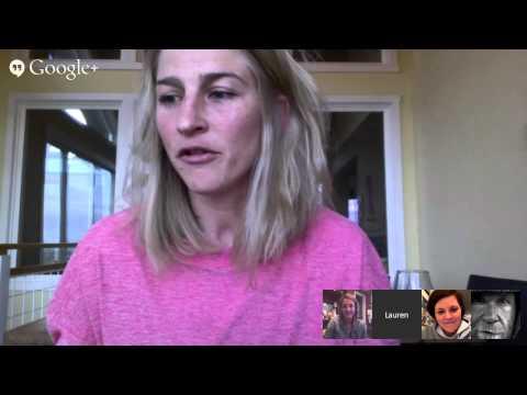 Lauren Fleshman & Summer Sanders Live Chat 9pm
