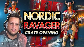 I SPENT 50,000 UC FOR NORDIC RAVAGER. CAN I GET LUCKY?