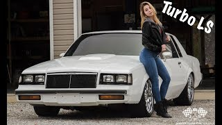 Turbo LS Swapped Buick Hits The Street