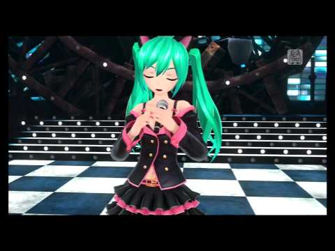 [ENG] Project Diva F [Edit PV] Go My Way!