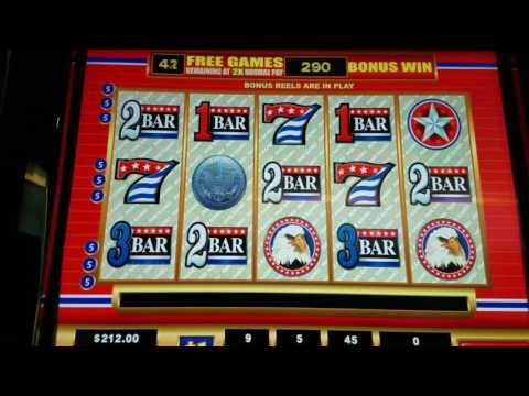 American Original 100 Free Games Slot Machine Bonus