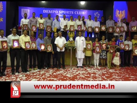 DEMPO SPORTS CLUB CELEBRATES 'EAGLES' GOLDEN  JUBILEE│Prudent Media G