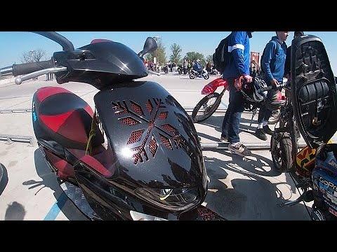 Latvia Scooter-Power season opening 2019