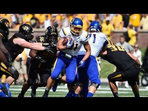 Zach Zenner (SR) 2014 Highlights | HD
