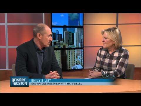 Greater Boston Video: Emily's List With Matt Siegel