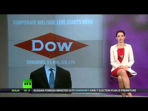 These Corporations are the Real Welfare Queens | Weapons of Mass Distraction