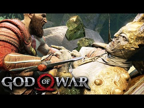 God of War Gameplay German #12 - Suche nach dem Licht
