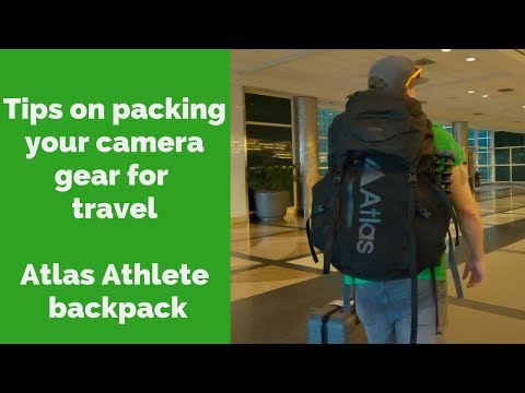 How I Travel Internationally With Camera Gear