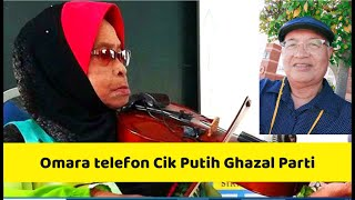 Cik Putih Hashim Ghazal Parti santai santai main lagu Negara Ku