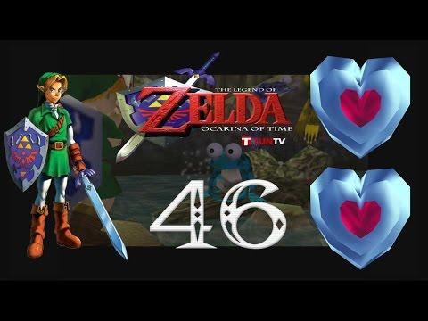 The Legend of Zelda Ocarina Of Time #46: Dernier Quart de Cœur