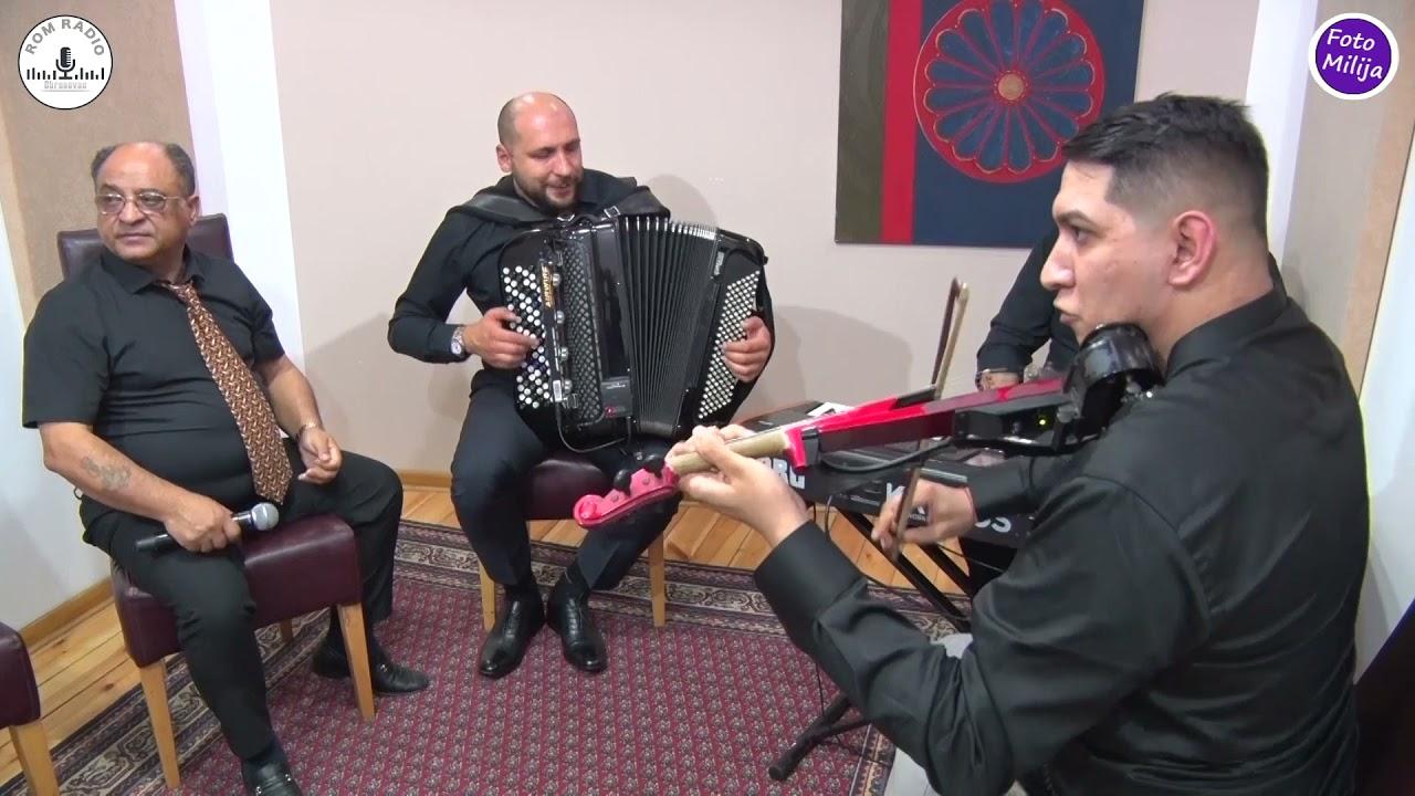 Romsko poselo - Bosko Jovanovic Boskic i Ork. Ace Cergara - Divan sanak