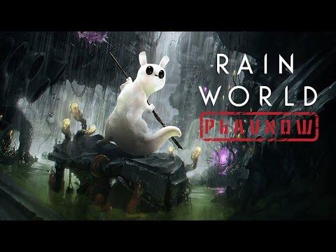 PlayNow: Rain World | PC Gameplay (Survival Platform Game)
