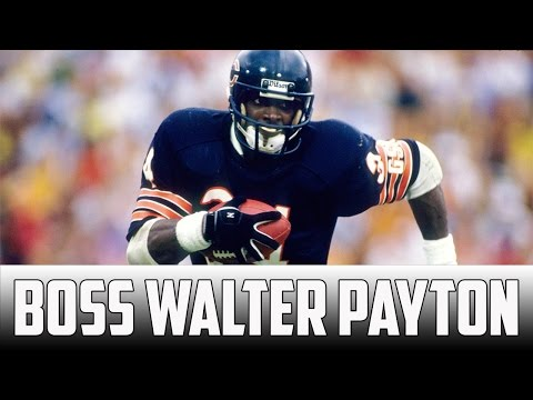 WALTER PAYTON BOSS ULTIMATE LEGEND REVIEW - 99 OVERALL - MADDEN 16