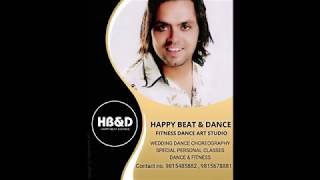 WEDDING DANCE CHOREOGRAPHY BY HAPPY BEAT N DANCE