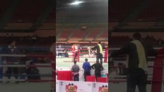 Youth National Boxing Championship 2017( Gold Medal Winner :- Astha Pahwa)