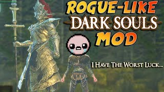 The ULTIMATE Randomizer Mod! - DS1 Rogue-Like Souls Mod Funny Moments 1