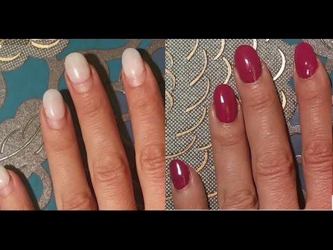 Trick Gegen Rausgewachsene Fingernagel Gelnagel Auffrischen Ohne