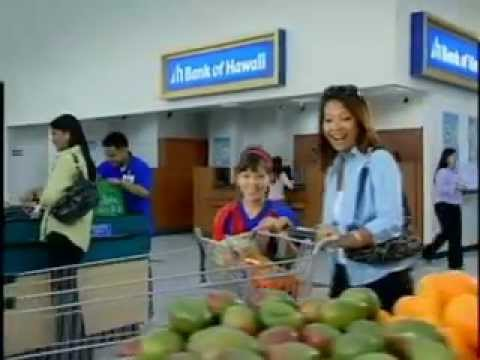 Bank of Hawaii Redefining Convenience TVC