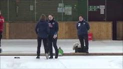 DM Winter 2020 Damen Quali 2 FC Neunburg vorm Wald gegen EC Gerabach