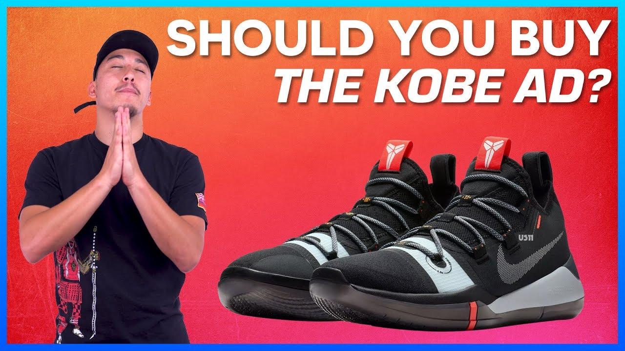 sports shoes 562e3 b9dda NIKE KOBE AD EXODUS RELEASE DATE!!!
