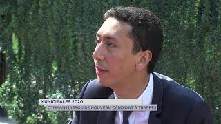 Yvelines | Municipales 2020 : Othman Nasrou de nouveau candidat à Trappes