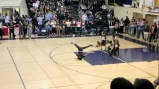 Far East Movement Live my life Justin Bieber Boyfriend routine CTFB CREW Alhambra High School