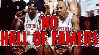The Team That DOMINATED The NBA WITHOUT ANY HALL OF FAMERS thumbnail