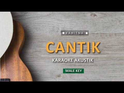 cantik---kahitna-(karaoke-akustik)