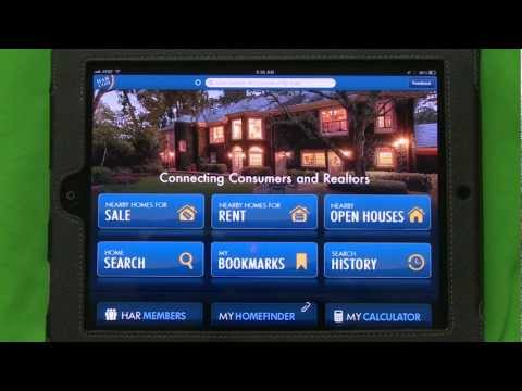 Houston Real Estate App For IPad - HAR.com