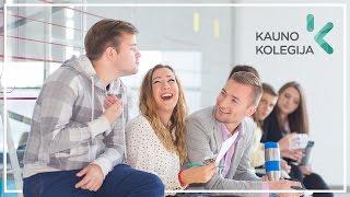 Kauno kolegija - studijos, kurias gali pritaikyti 2016