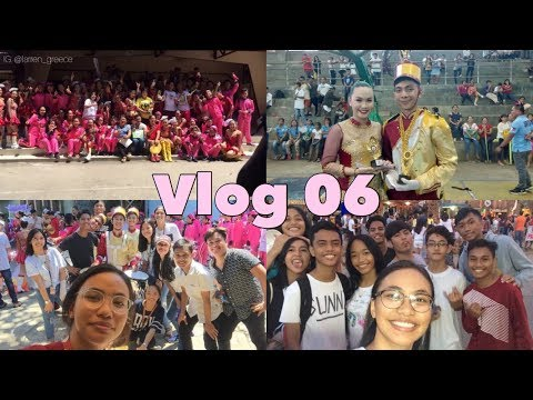 Vlog #06 (my heart will go on) | STC-LAGUBOH 2018-THE CHAMP