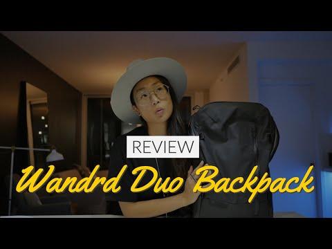Wandrd Duo Review | Ultimate travel tech/camera/edc bag?
